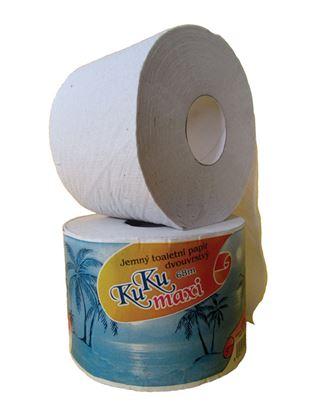 Obrázek Toaletní papír KuKu  - 1000 útržků