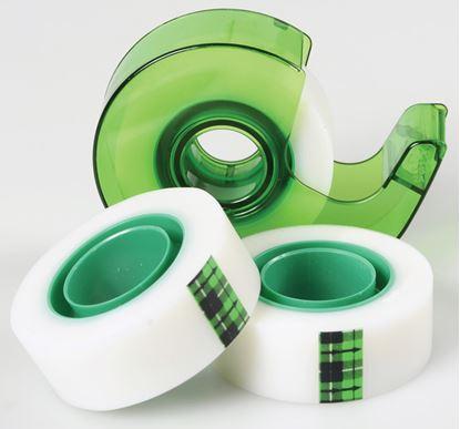 Obrázek Lepicí páska Scotch Magic s odvíječem - 19 mm x 25 mm / 3 ks