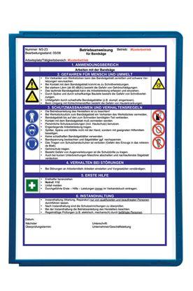 Obrázek PANEL A4 5606 - tmavě modrá