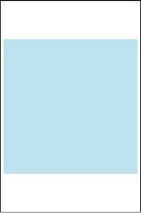 Obrázek Barevný karton - A4 / 160 g / světle modrá