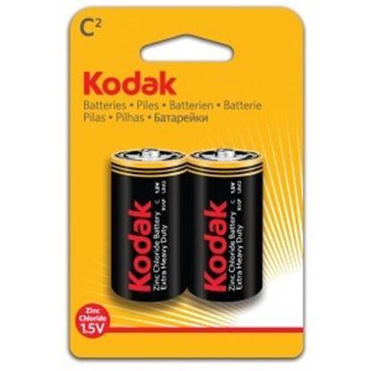 Obrázek Baterie Kodak - baterie mono článek malý / 2 ks