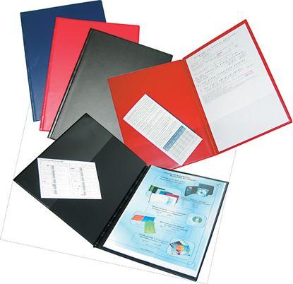 Obrázek Desky Sporo  -  kapsy spodní / modrá