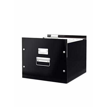 Obrázek Kolekce krabic Click & Store - krabice na závěsné desky / 35,7 x 28,5 x 36,7