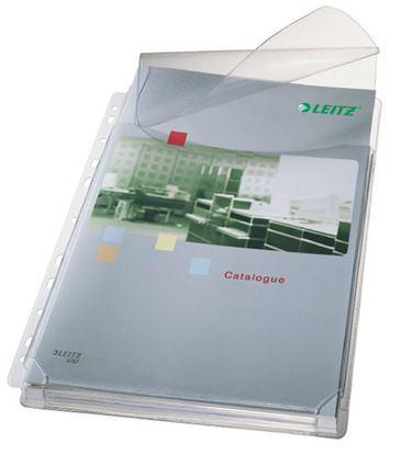 Obrázek Závěsný obal A4 s rozšířenou kapacitou Esselte - závěsný s chlopní / 5 ks