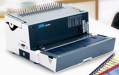 Obrázek Vazač kroužkový elektrický DSB CB 200e - DSB CB 200e