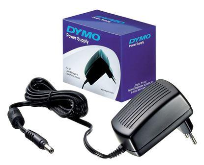 Obrázek Adaptér DYMO - pro LM 150, LM 350, LM 450, LP 250, LP 350 a starší modely Dymo, obsahuje standardní dvoukolíkovou z