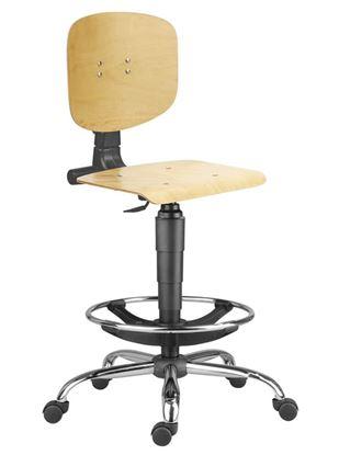 Obrázek Dílenská židle L-MEK - L-MEK