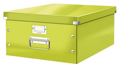 Obrázek Krabice Leitz Click & Store - L velká / zelená