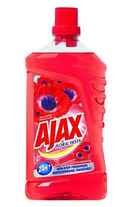Obrázek Ajax univerzál - Red Flower / červený / 1 l