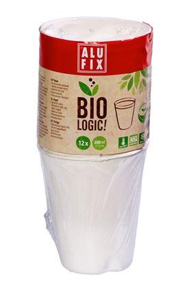 Obrázek Alufix BIO nádobí - kelímek 260 ml / 12 ks