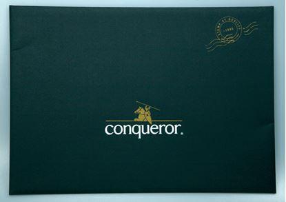Obrázek Papíry Conqueror A4 žebrované - papír bílý / 500 listů
