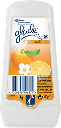 Obrázek Glade by Brise gel citrus 150 g