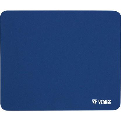 Obrázek Podložka pod myš Yenkee - modrá