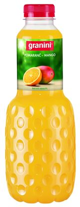 Obrázek Džus Granini - pomeranč - mango / 1 l