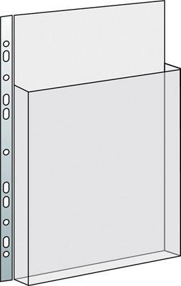 Obrázek Závěsný obal A4 s rozšířenou kapacitou - A4 / 10 ks