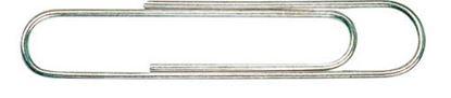 Obrázek Dopisní spony CONCORDE - 25 mm / 100 ks