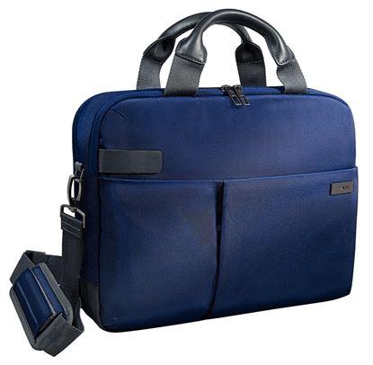 "Obrázek Taška na notebook Leitz Complete - modrá / 13,3"""