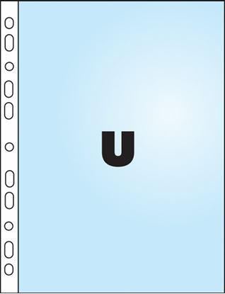 Obrázek Závěsný obal s rozšířenou kapacitou Bantex - A4 / 50
