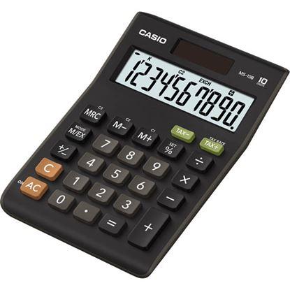 Obrázek Kalkulačka Casio MS 8 / 10 / 12 B - 10 B / displej 10 míst