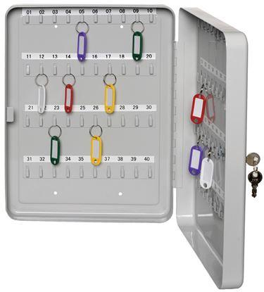 Obrázek Schránka na klíče - schránka na 80 klíčů