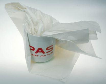 Obrázek Papír hedvábný bílý - archy 0,7 m x 1,1 m / 5 kg