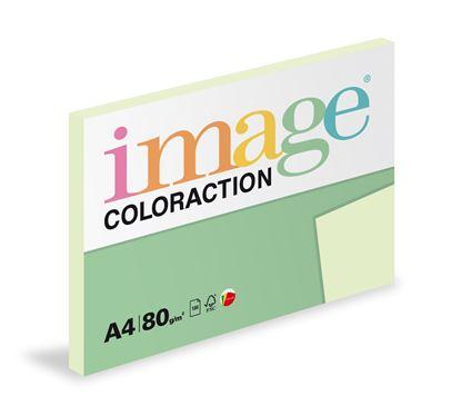 Obrázek Xerografický papír BAREVNÝ - GN27 jungle / pastelově světle zelená / 100 listů
