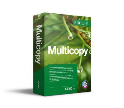 Obrázek Xerografický papír Multicopy - A5 80 g / 500 listů