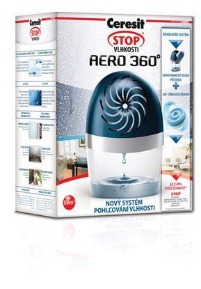 Obrázek Ceresit STOP VLHKOSTI AERO 360°  -  přístroj