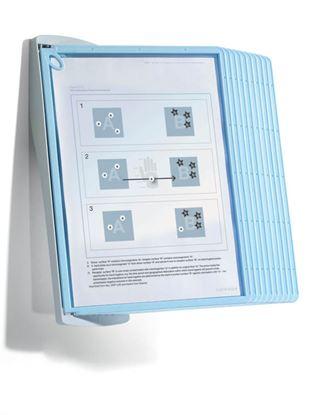 Obrázek SHERPA BACT-O-CLEAN WALL 10 - šedo - světle modrá