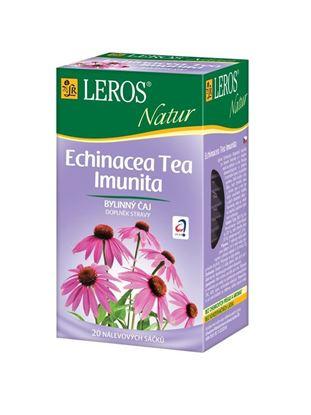 Obrázek Čaj Leros Natur - Echinacea Tea / Imunita