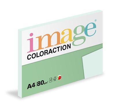 Obrázek Xerografický papír BAREVNÝ - BL29 lagoon / pastelově světle modrá / 100 listů