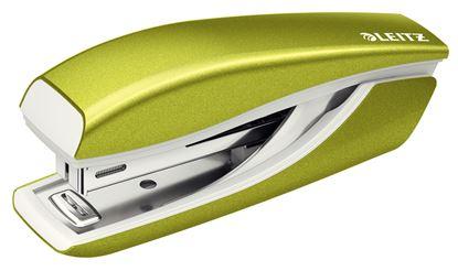 Obrázek Kancelářský sešívač mini 5528 - metalická zelená