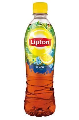 Obrázek Lipton ledový čaj - Ice Tea Lemon 0,5 l