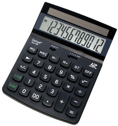 Obrázek Ekologické kalkulačky Rebell - ECO450 / displej 12 míst
