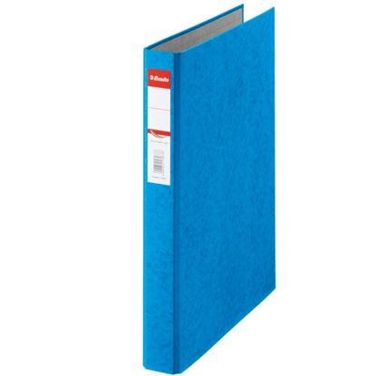 Obrázek Esselte pořadač A4 kroužkový Rainbow 2 - kroužek 4,2 cm modrá