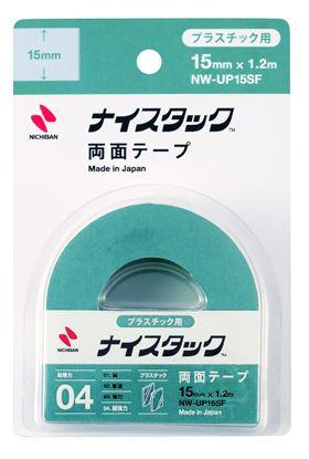 Obrázek Lepicí pásky oboustranné Nichiban NICETACK - na plasty / 15 mm x 1,2 m