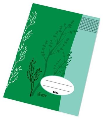 Obrázek Sešity školní ECONOMY 20 listů  -  A4 / čtvereček