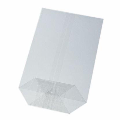 Obrázek Celofánové sáčky - 185 x 345 mm / 100 ks / křížové dno