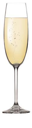 Obrázek Sklenice Charlie -  na šampaňské / 220 ml