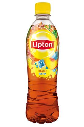 Obrázek Nápoje Lipton - Ice Tea Peach / 0,5 l