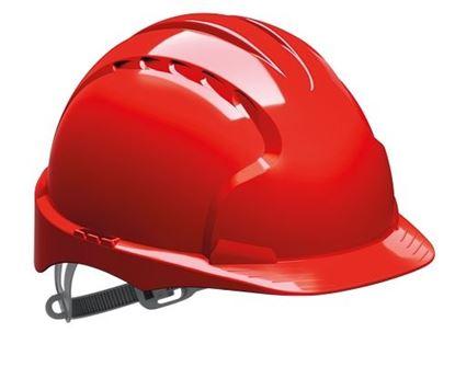 Obrázek Přilba ochranná EVO 5 - červená