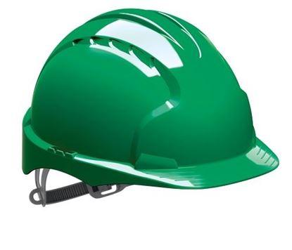 Obrázek Přilba ochranná EVO 4 - zelená
