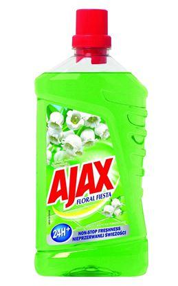 Obrázek Ajax Spring Flowers univerzální čistič na podlahu 1 l