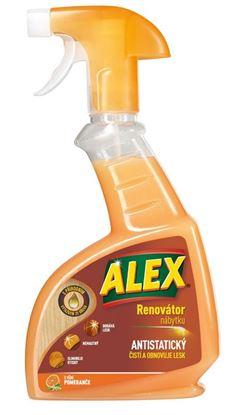 Obrázek Alex spray 375 ml -  renovátor na dřevo