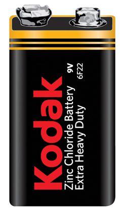 Obrázek Baterie Kodak - baterie 9V / 1ks