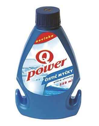 Obrázek Prostředky do myčky Q-Power - čistič myčky / 250 ml