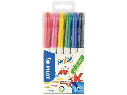 Obrázek Popisovače Frixion Colours - sada 6 barev