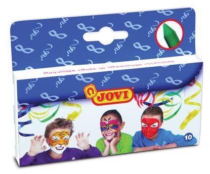 Obrázek Obličejové barvy JOVI -  10 ks x 3,6 g