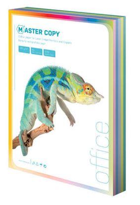 Obrázek Barevné papíry A4 80 g - světlá duha / 500 listů / barevný mix