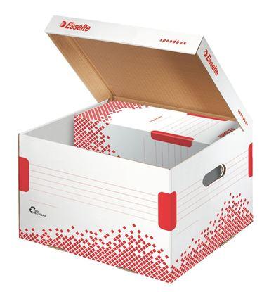 """Obrázek Archivní kontejner Esselte Speedbox - na boxy """"M"""""""